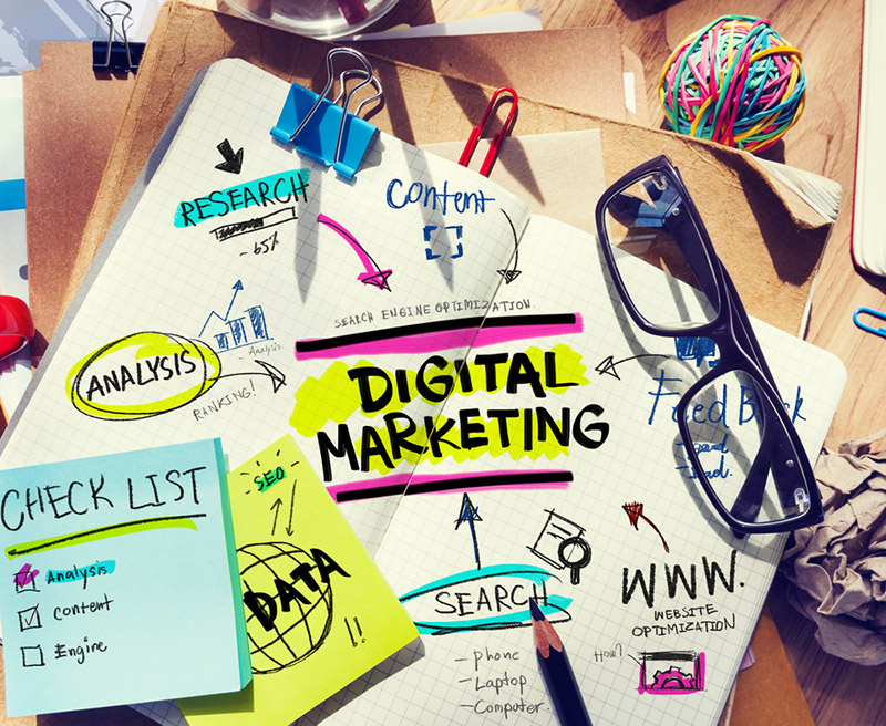 Marketing digital Webmarketing